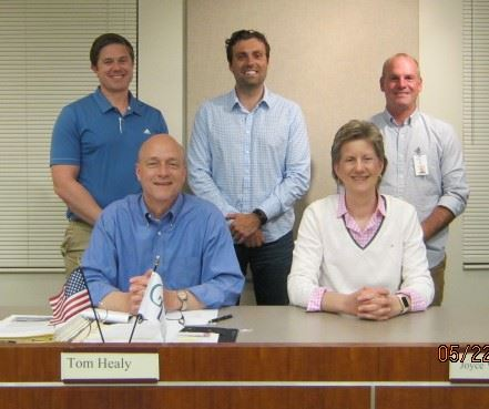 Zoning Board of Appeals members