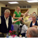 Several Seniors Dance at Party